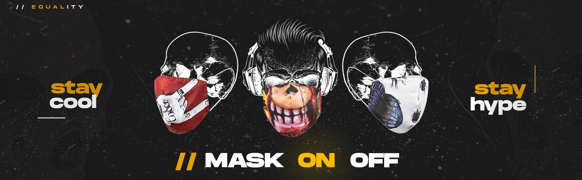 Banner Máscara de Proteção Cuscoloko