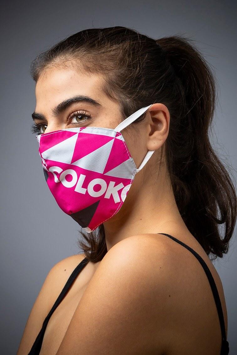 Máscara de Proteção EntreNós 9