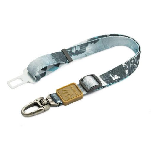 Cinto de Segurança para Cachorros William Piuí Turquesa