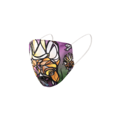 Máscara de Proteção Flop Del Toro