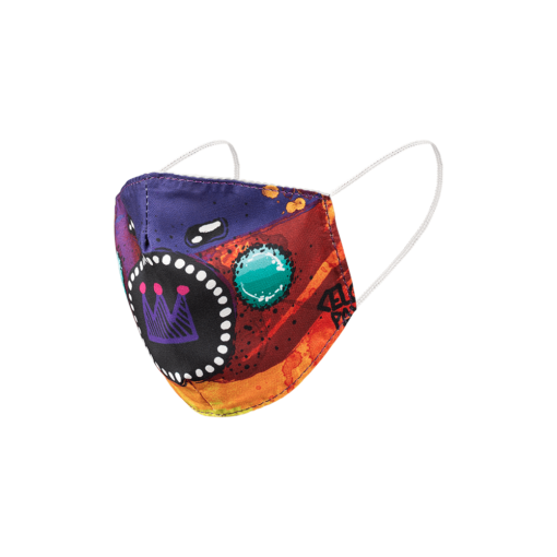 Máscara de Proteção Pax Splash