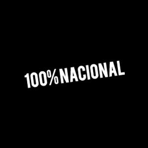 Selo produto 100% nacional